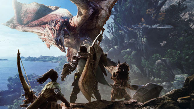 Monster Hunter World prova gratuita