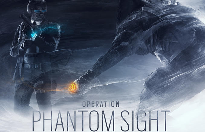 Tom Clancy's Rainbow Six Siege: svelata l'Operation Phantom Sight