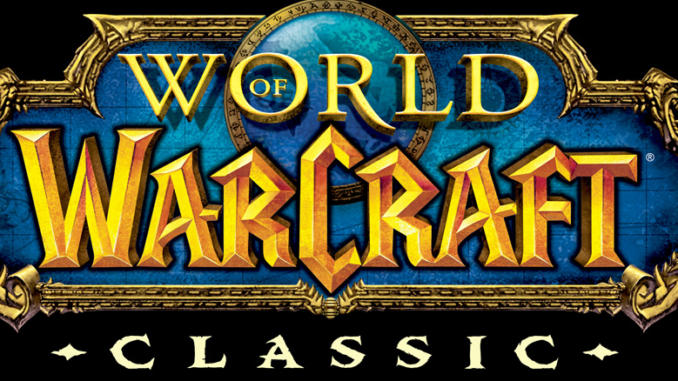 World of Warcraft Classic disponibile in agosto