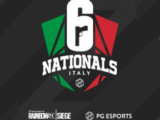 Al via i Rainbow Six Siege PG Nationals 2019