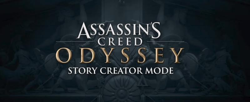 E3 2019 | Assassin's Creed Odyssey: annunciato lo Story Creator Mode