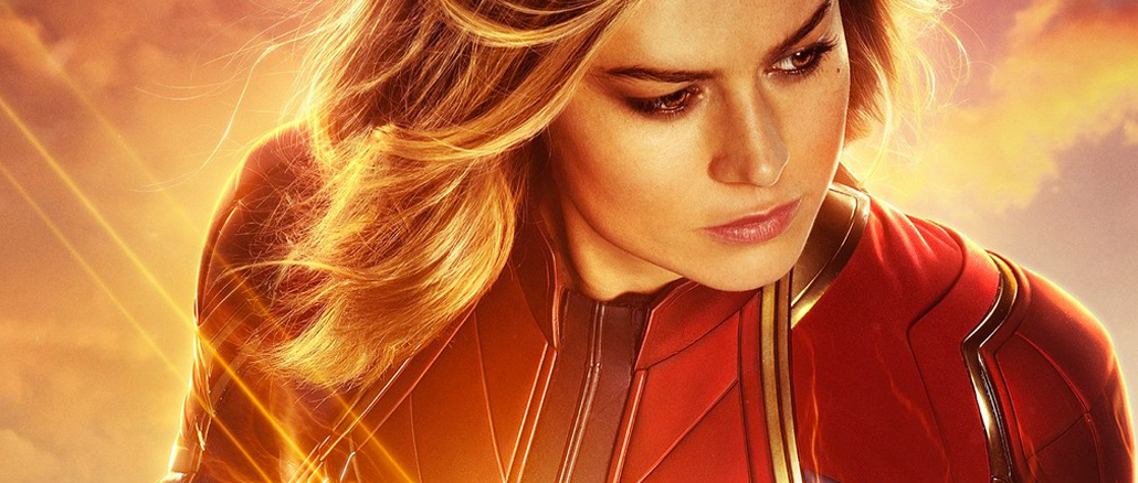 Captain Marvel in arrivo in Home-Video
