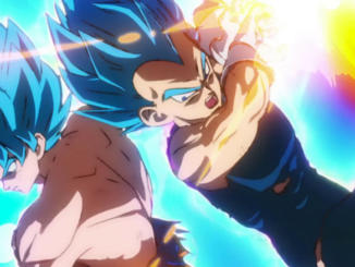 Dragon Ball Super: Broly - Un record per la steelbook