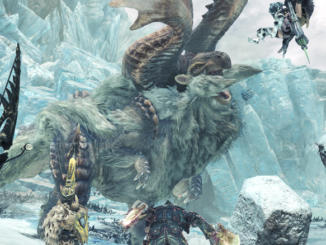 Monster Hunter World: Iceborne - svelato un nuovo trailer di gioco