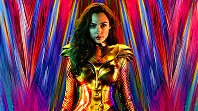 Wonder Woman 1984: il teaser poster ufficiale