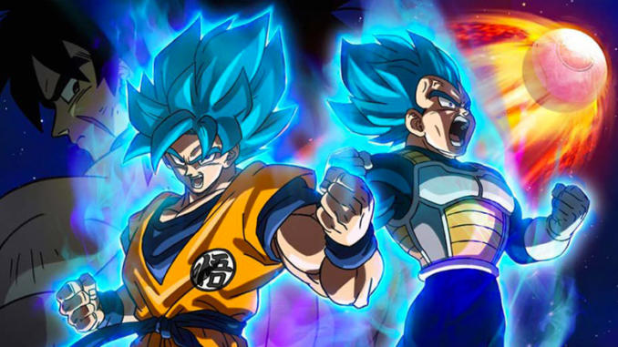 Dragon Ball Super: Broly - Speciale