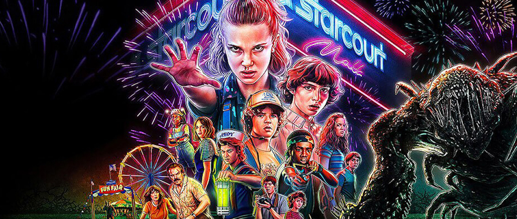 Stranger Things 3 libri