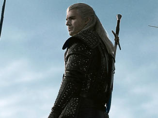 The Witcher serie TV immagini