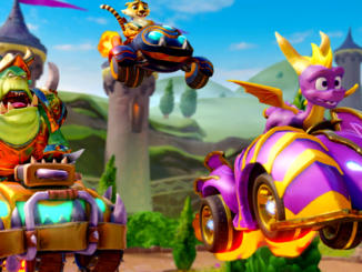 Crash Team Racing Nitro-Fueled: disponibile Spyro
