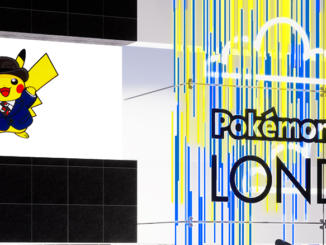 In arrivo un Pokémon Center temporaneo a Londra