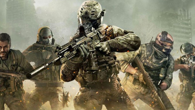 Call of Duty: Mobile in arrivo a ottobre