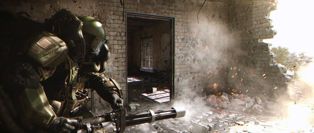 Call of Duty: Modern Warfare - Beta da record