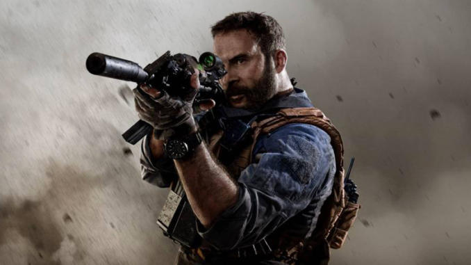 Call of Duty: Modern Warfare protagonista al Lucca Comics