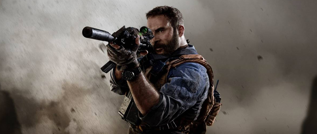 Call of Duty: Modern Warfare protagonista al Lucca Comics