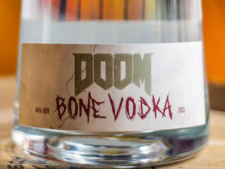 La DOOM Bone Vodka in arrivo in Europa