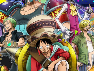 One Piece: Stampede – Il Film | Teaser trailer e poster