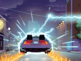 Back to the Future: Back in Time è il boardgame di Ritorno al Futuro