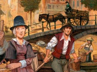 Annunciato Ticket to Ride: Amsterdam