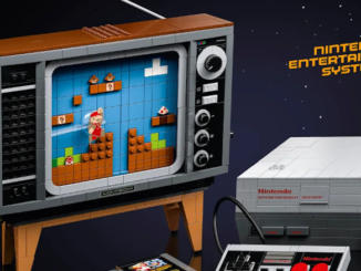 LEGO Nintendo Entertainment System disponibile da oggi