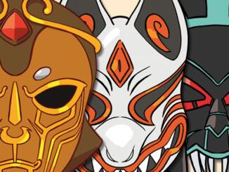 Mask'D - The Divine Children in arrivo