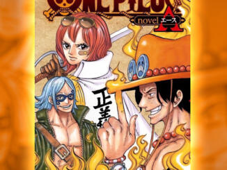 One Piece Novel A: il primo romanzo spin-off