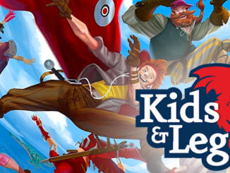 Asmodee distribuirà Kids & Legends