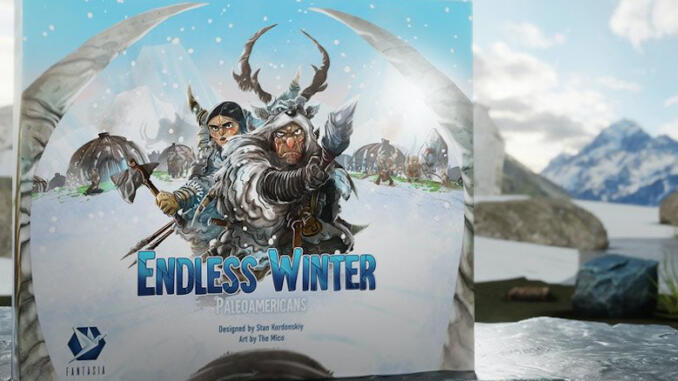 Little Rocket Games distribuirà Endless Winter: Paleoamericans