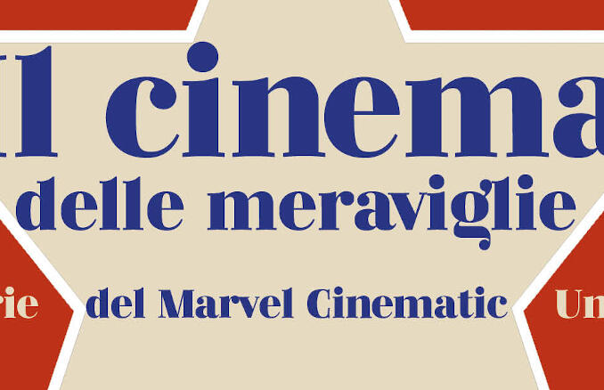 Marvel Cinematic Universe arriva in libreria
