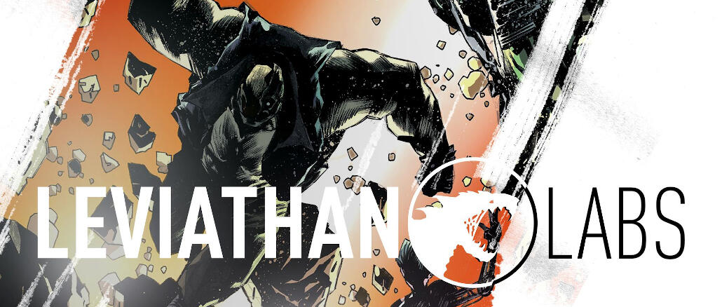 Leviathan Labs arriva in libreria