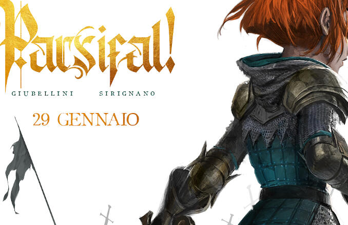 Parsifal! di Two Little Mice in arrivo su Kickstarter