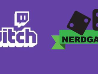 NerdGames arriva anche su Twitch!