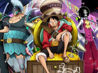 One Piece il Film: Stampede arriva in Italia con il romanzo