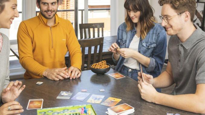 Boom dei giochi da tavolo per i millennials