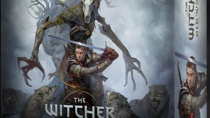 Pendragon annuncia The Witcher: Old World