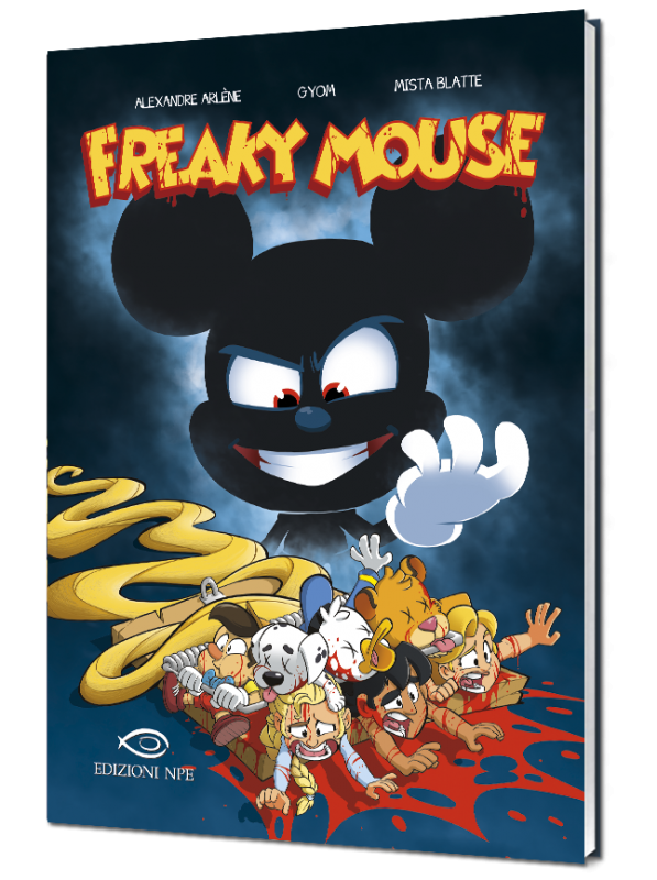 Freaky Mouse - Recensione