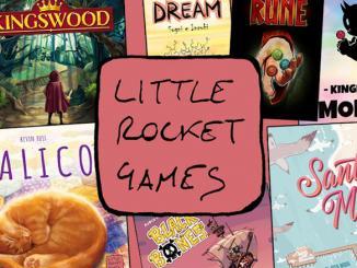 Play 2021: Little Rocket Games svela la sua line-up