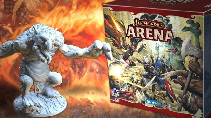 Pathfinder Arena arriva su Kickstarter a Novembre