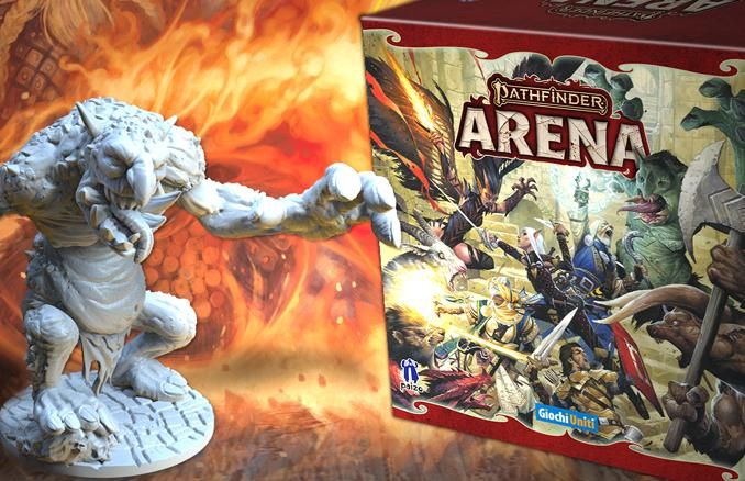Pathfinder Arena: la campagna il via a novembre