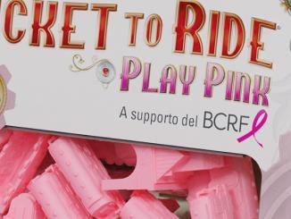Play Pink_Asmodee e Breast Cancer Research Foundation contro il tumore al seno