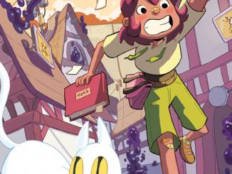Il tesoro perduto di Nora in anteprima a Lucca Comics