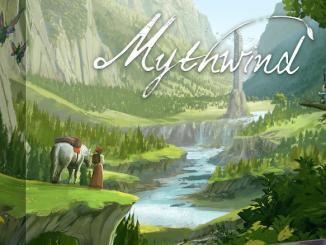 Pendragon annuncia l'edizione italiana di Mythwind